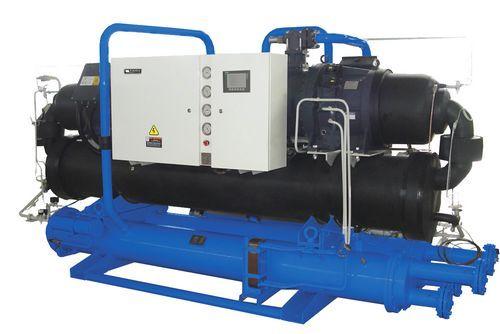 水冷螺桿式冷水機組