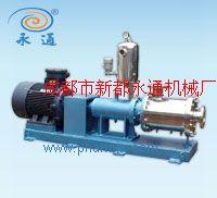 四川管线式高剪切乳化泵—永通